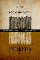 Boonesborough Unearthed [Pdf/ePub] eBook