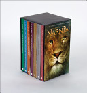 The Chronicles of Narnia Movie Tie-in Box Set (rack)