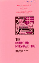 Subject Area Catalog of Educational Films Listing 16 Mm Films at Primary-intermediate Level, 1980