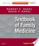 """Textbook of Family Medicine E-Book"" by David Rakel, Robert E. Rakel"