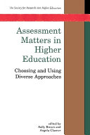 EBOOK  Assessment Matters In Higher Education