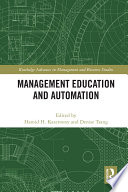 Management Education and Automation Book