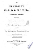 The Novelist s Magazine