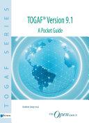TOGAF® Version 9.1 - A Pocket Guide