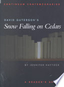 David Guterson's Snow Falling on Cedars