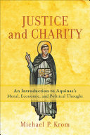 Justice and Charity Book