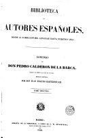Comedias de Don Pedro Calderón de la Barca, 2