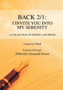 Back 2/1: I Invite You into My Serenity