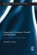 Argentina s Economic Growth and Recovery