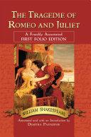 The Tragedie of Romeo and Juliet Pdf/ePub eBook
