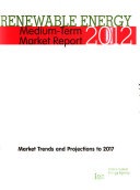 Renewable Energy Medium Term Market Report  Book PDF