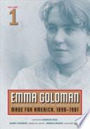 Emma Goldman Books, Emma Goldman poetry book