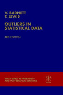Outliers in Statistical Data