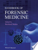 Handbook Of Forensic Medicine Book PDF