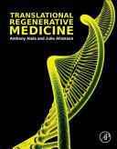 Translational Regenerative Medicine Book