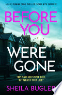 Before You Were Gone Book