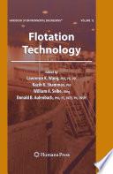 book cover: Flotation technology