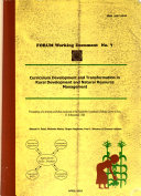 Curriculum Development and Transformation in Rural Development  and Natural Resource Management