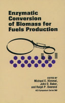Enzymatic Conversion of Biomass for Fuels Production