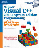 Microsoft Visual C   2005 Express Edition Programming for the Absolute Beginner