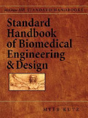 Standard Handbook of Biomedical Engineering and Design