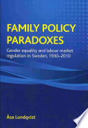 Family Policy Paradoxes