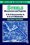 Steels  Microstructure and Properties Book