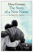 The story of a new name book cover
