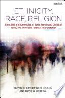 Ethnicity, Race, Religion