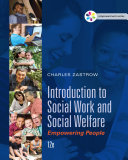 Empowerment Series  Introduction to Social Work and Social Welfare  Empowering People