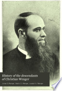 History of the Descendants of Christian Wenger