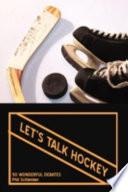 Let S Talk Hockey