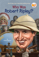 Who Was Robert Ripley? Pdf/ePub eBook