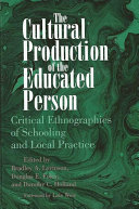 Cultural Production of the Educated Person, The [Pdf/ePub] eBook