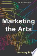 Marketing the Arts Book