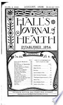 Hall's Journal of Health