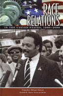 Race Relations in the United States  1980 2000 Book PDF