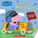 George s Race Car  Peppa Pig   Media tie in