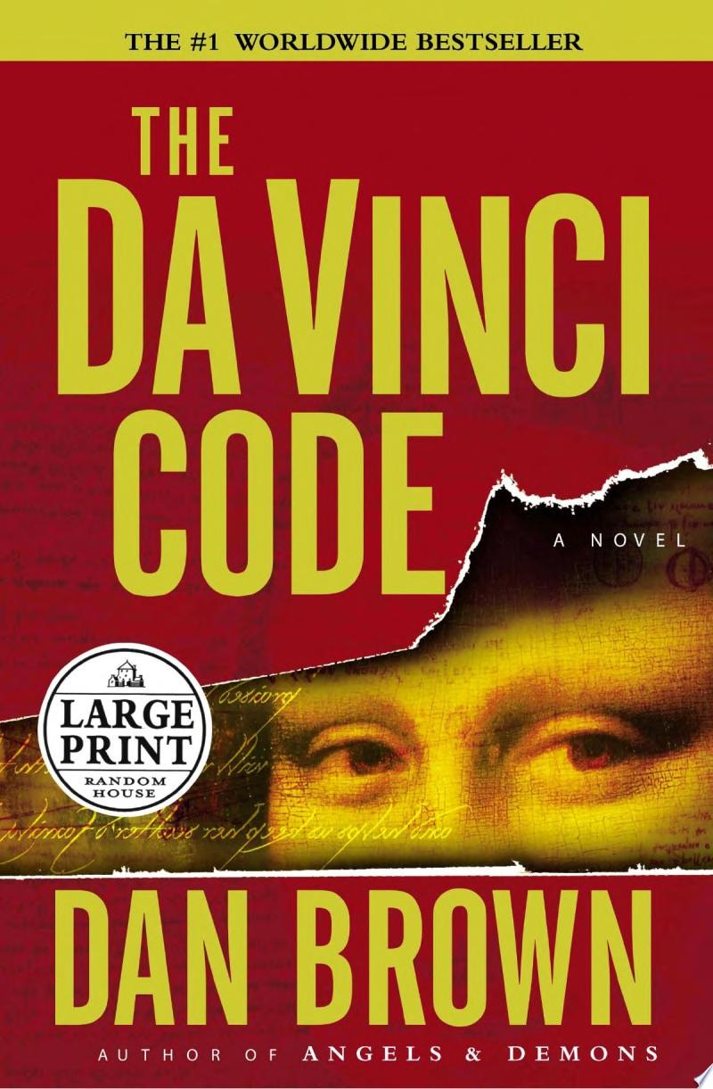 The Da Vinci Code banner backdrop