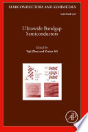 Ultrawide Bandgap Semiconductors