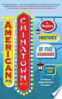 American Chinatown Book PDF