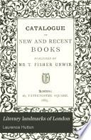 Literary Landmarks of London Book PDF