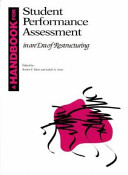 A Handbook for Student Performance Assessment in an Era of Restructuring