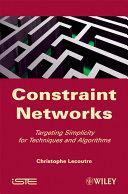 Pdf Constraint Networks