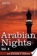 Arabian Nights  in 16 volumes