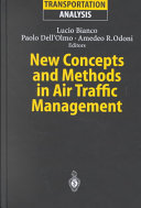 Pdf New Concepts and Methods in Air Traffic Management
