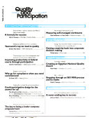 The Journal for Quality and Participation