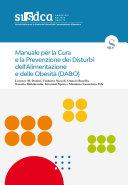 Manuale per la cura e la prevenzione dei Disturbi dell'Alimentazione e delle Obesità (DA e O)