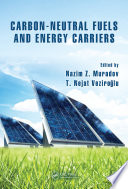 Carbon Neutral Fuels and Energy Carriers