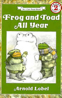 Frog and Toad All Year Book and Tape
